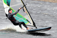 Windsurfing at YDSC 28/6/2015