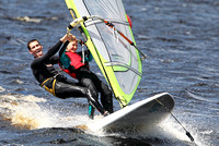Windsurfing at YDSC 27/6/2015